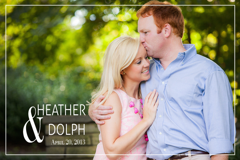 Fletcher Park engagement photos