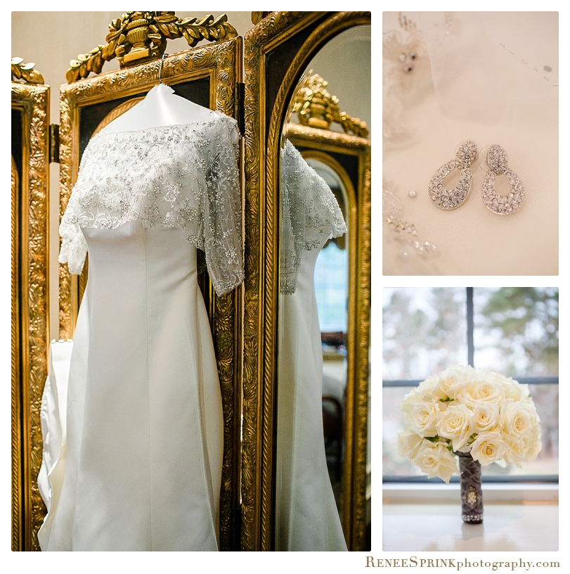 Brier Creek wedding photo by Renee Sprink Photography