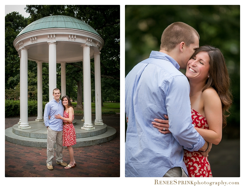 UNC Chapel Hill engagement photos-1